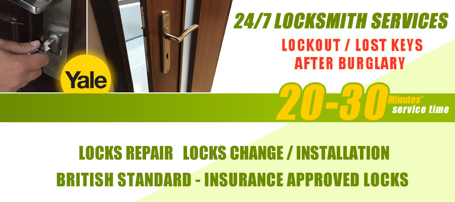 Chiswick Bridge locksmith services